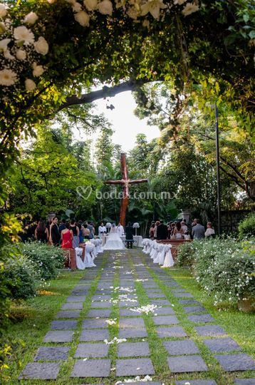Hacienda casasano for Jardin xochicalli cuautla