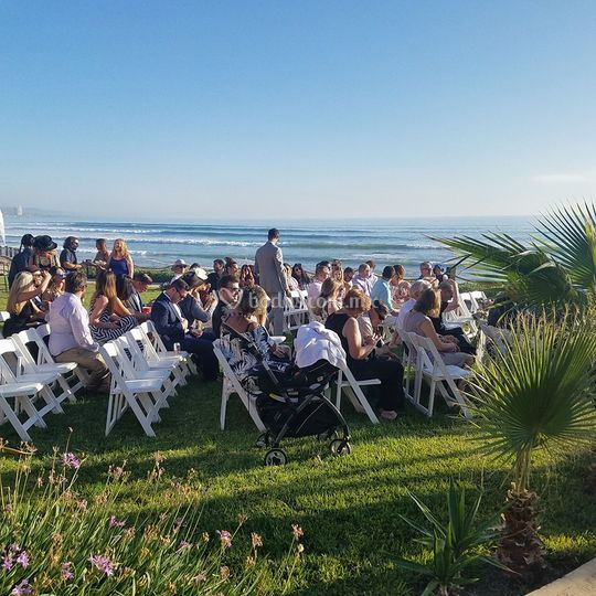 Tu boda frente al mar