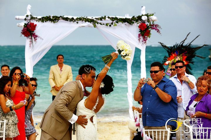 Ceremonias en la playa