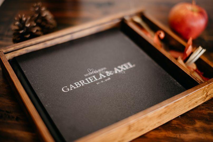 Gift Box Photobook