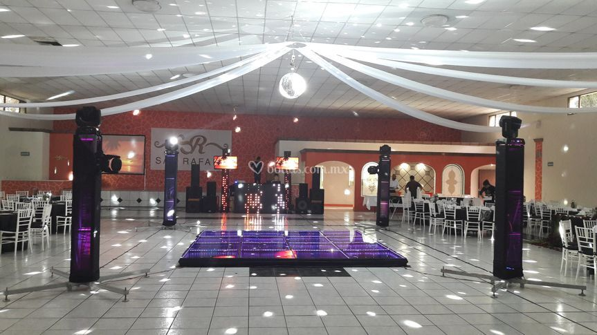 Boda Club San Rafael
