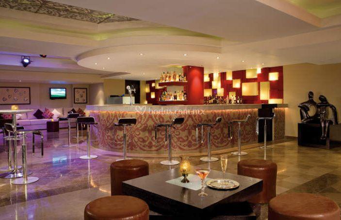 Interiores de hotel