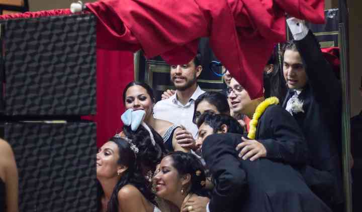 Crazy Box Ciudad de México - Fotocabina