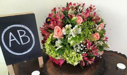 Flor de Gardenia AB 1