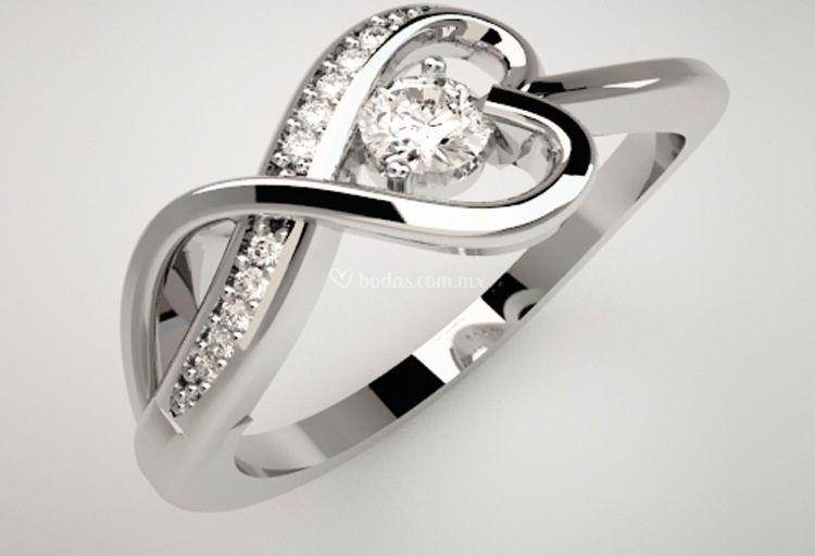 Corazón de diamantes