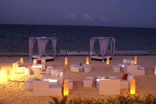 Evento de playa