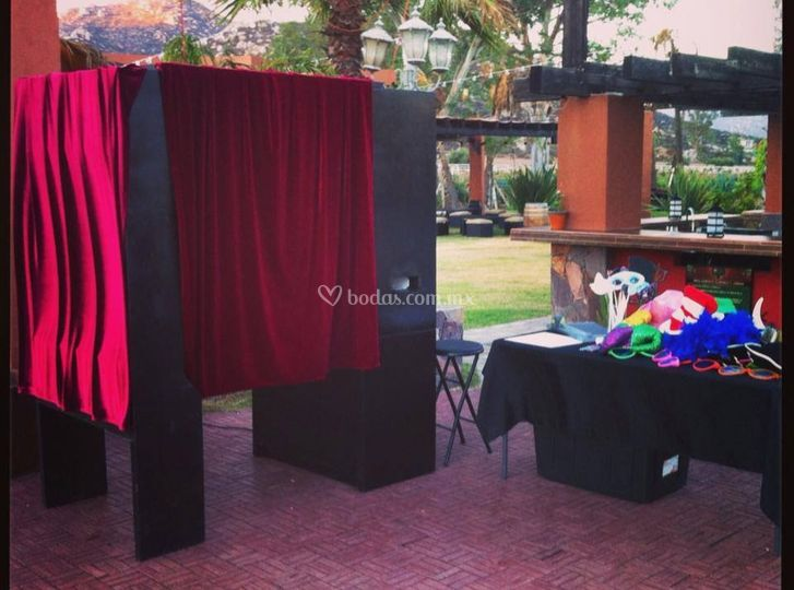 Photo Booth Tijuana