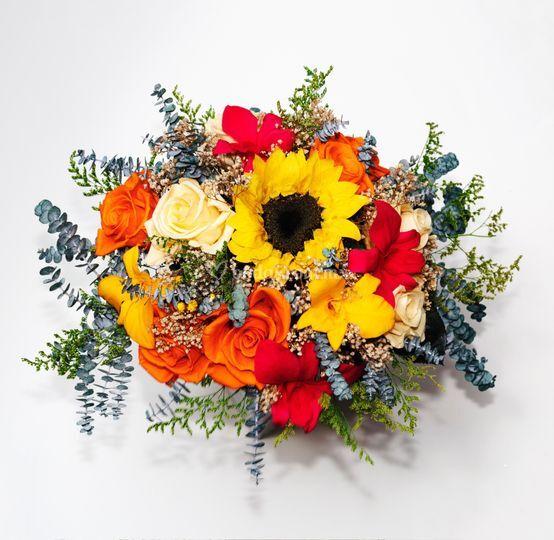 Bouquet meraki eterno