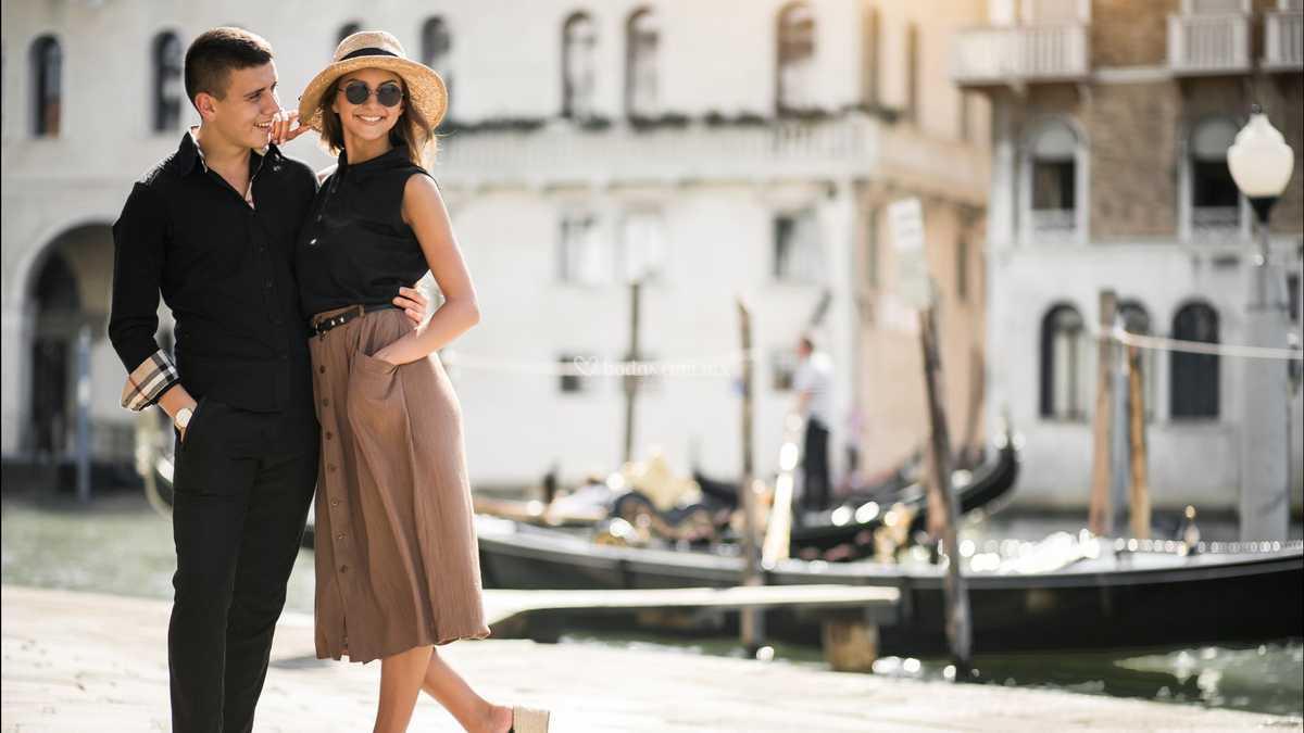 Lujo en Venecia