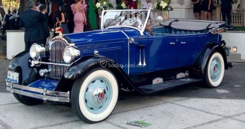 Packard Convertible 1925
