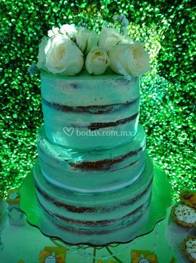 Semi Nude cake