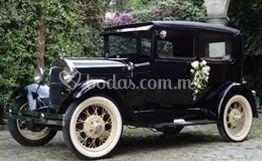 Auto ford tudor 1929