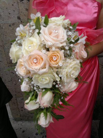 Bouquet ofrenda