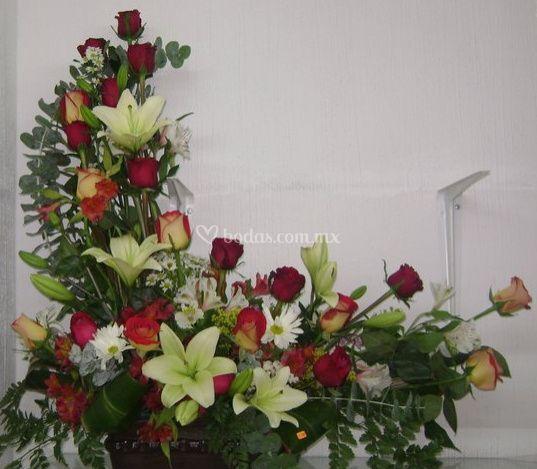 Suami Diseño Floral