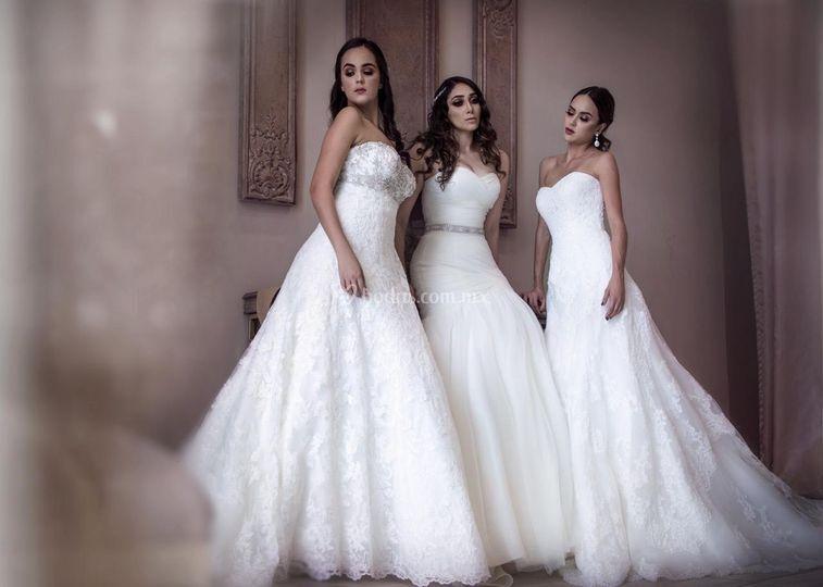 Brides by Kikiss Closet