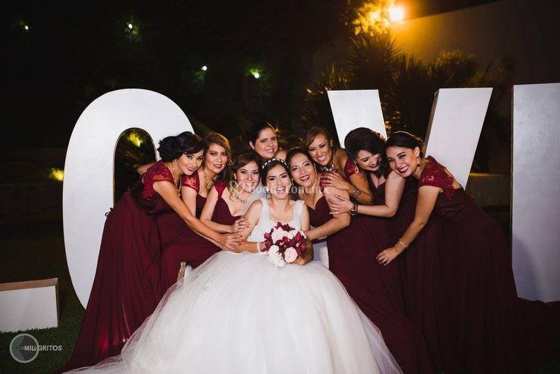 Grupo damas
