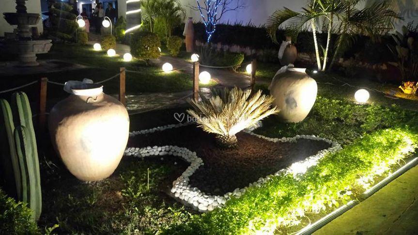 Iluminacion decorativa