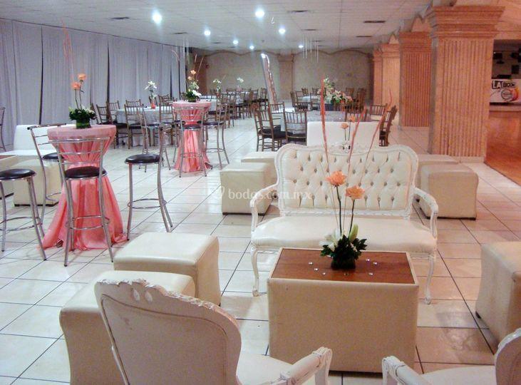 Castello sal n de eventos for Acropolis salon de eventos