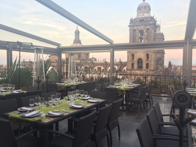 Hotel Zocalo Central 2018 World S Best Hotels
