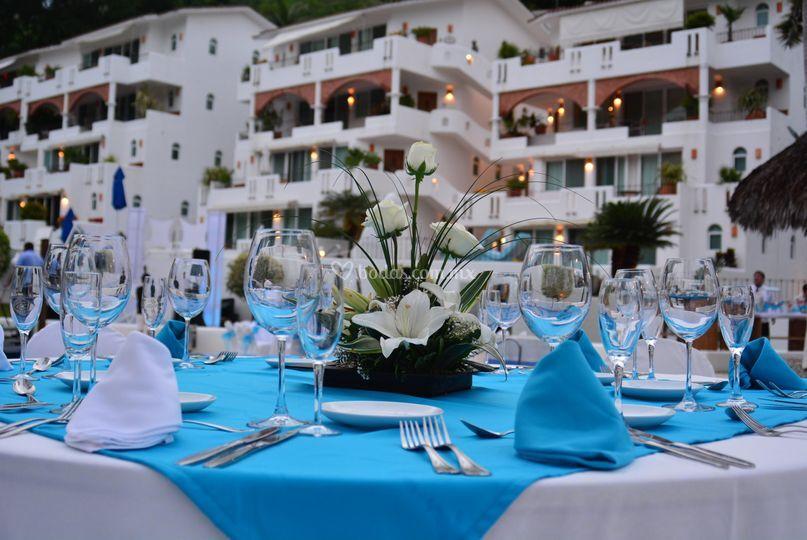 Hotel luna azul - 1 5