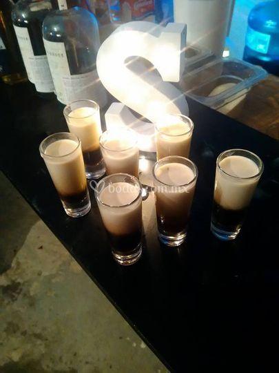 Shots cream