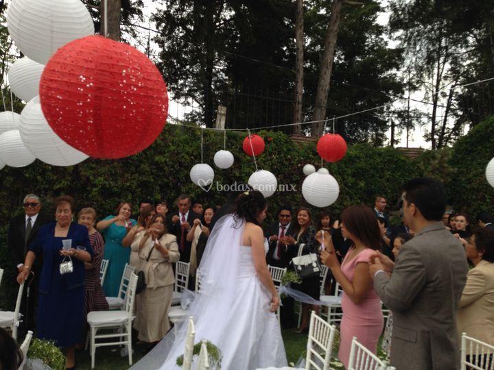 Planificación total de su boda