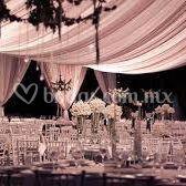 Arreglo de salón boda