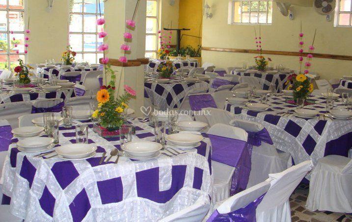 Banquetes Rodheras
