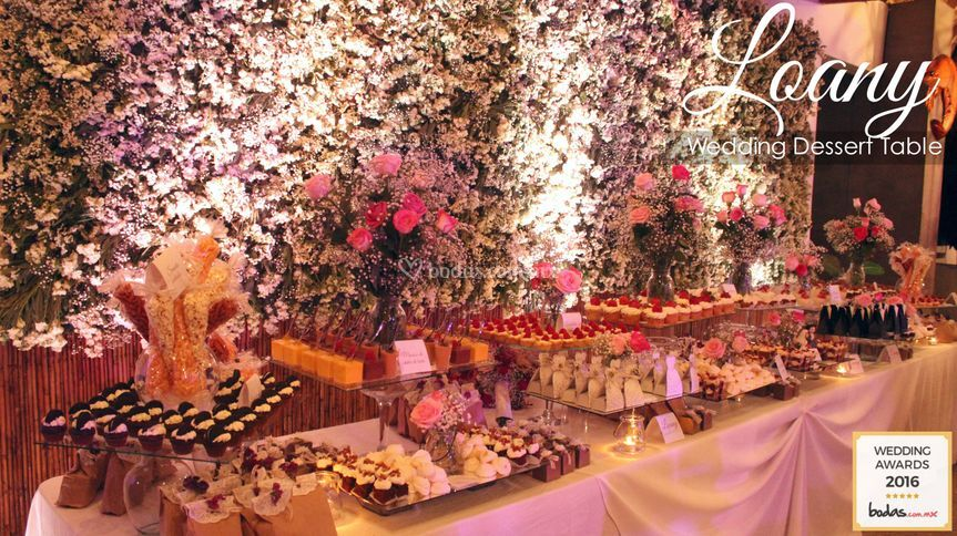 Dessert Table by Loany