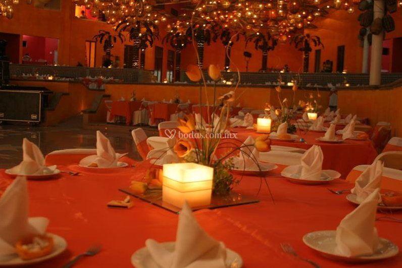 Banquetes Casa Ameca