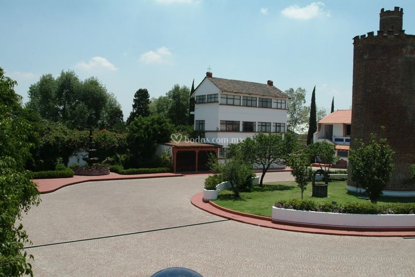 Hacienda San Andrés