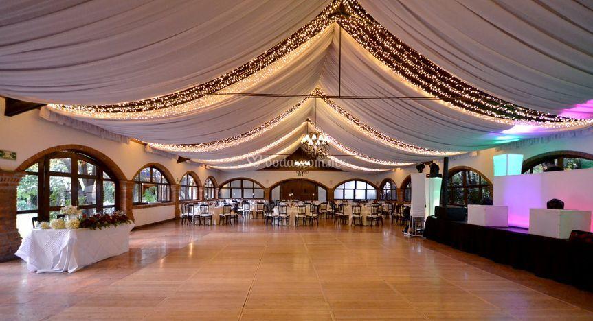 Salón Los Arcos