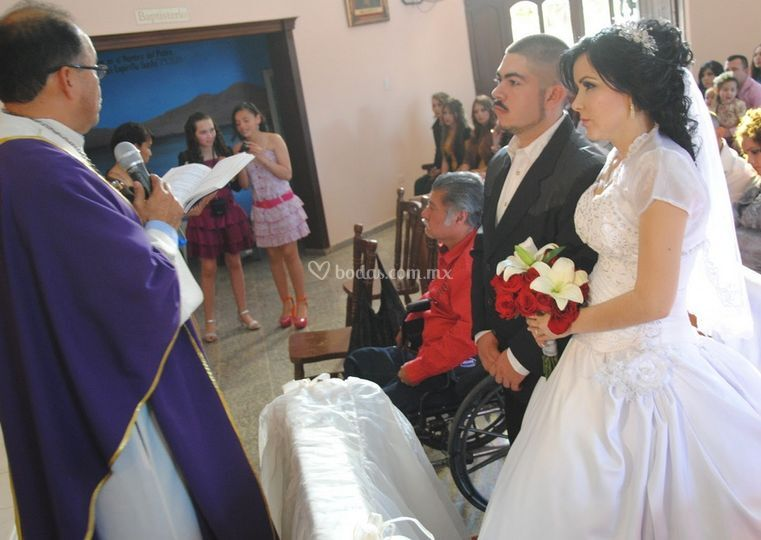 Ceremonia de matrimonio