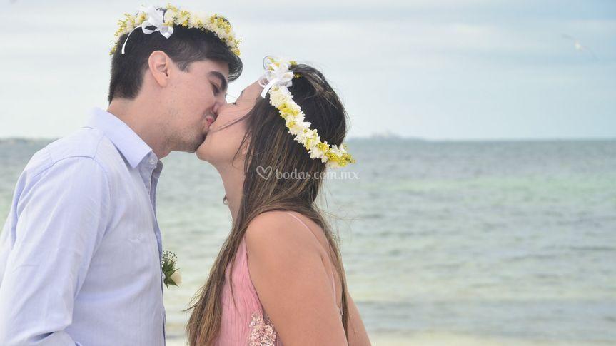 Glaucia & joao, cancún
