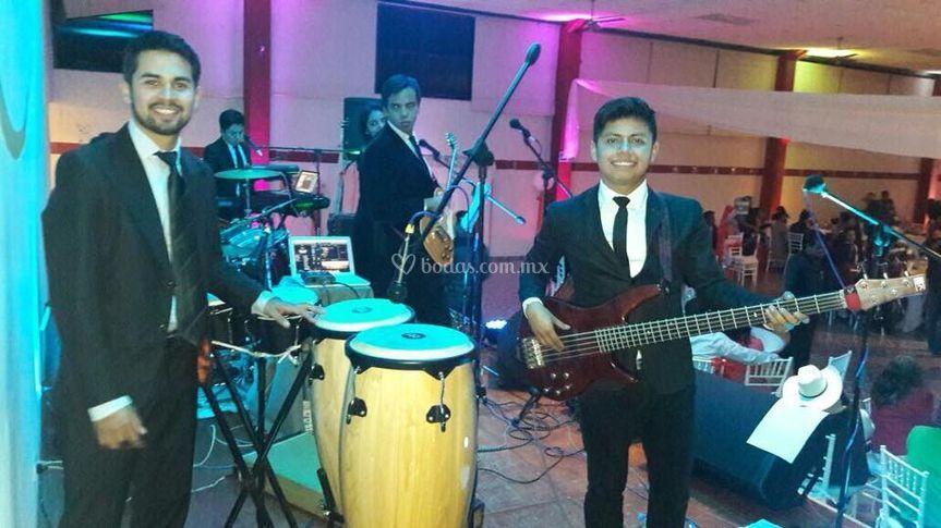 Nuestros músicos
