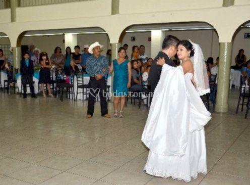 Apertura del baile