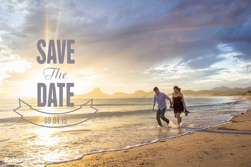 Save the date playa