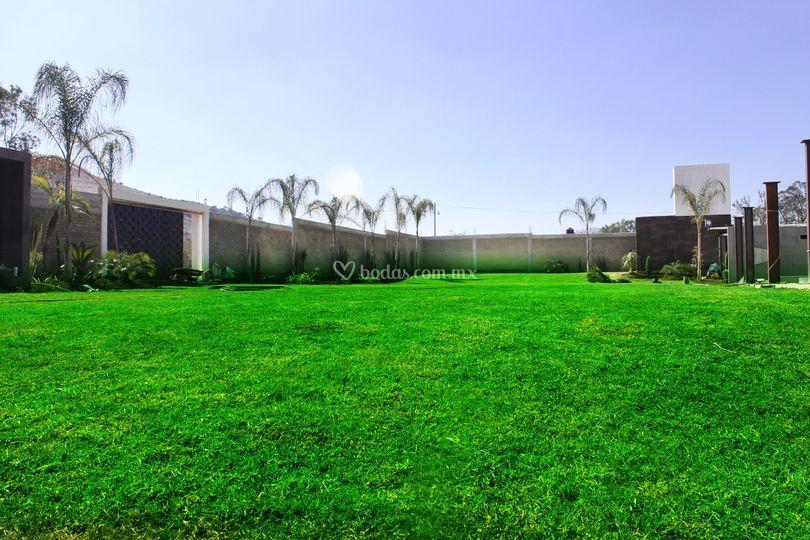 Jardin de 20x50