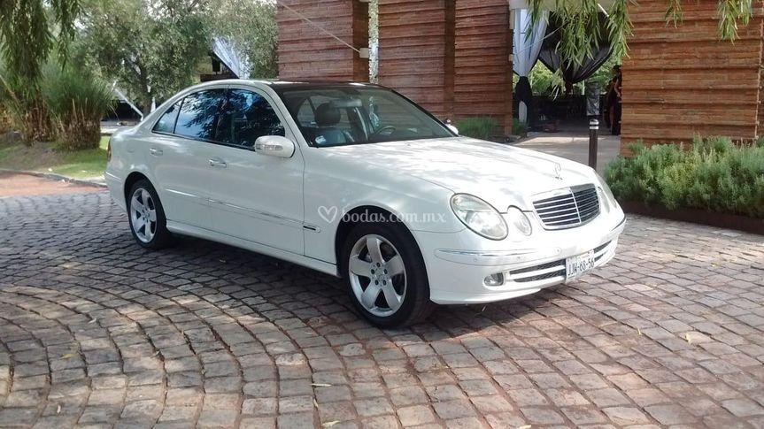 Mercedes Benz E-500