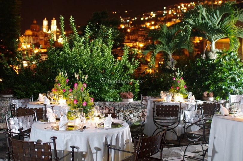 Tu boda en uno de los sitios más bellos de méxico