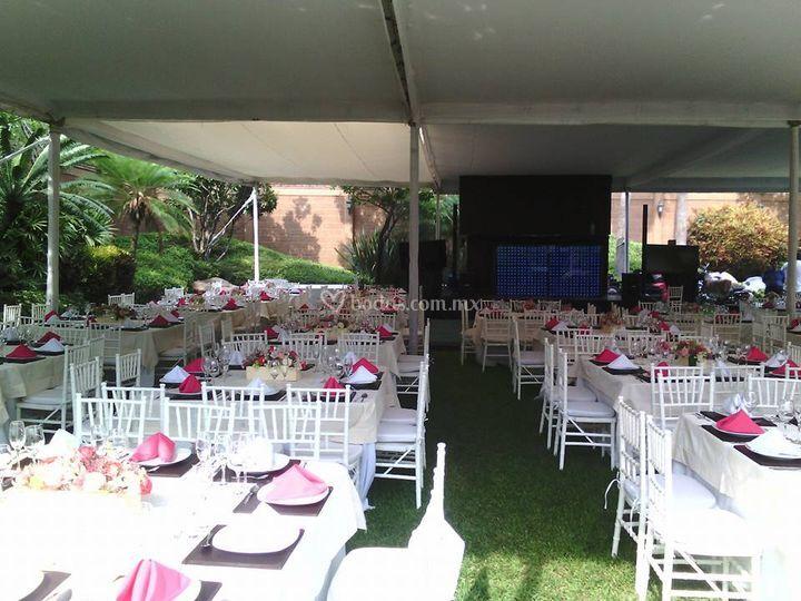 Casa espa a for Jardin villa xavier jiutepec