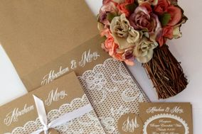 Brow Deco Invitaciones