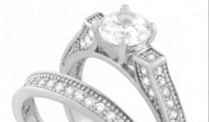 Argolla y anillo de bodas