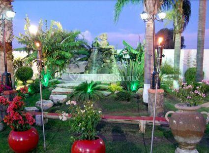 Exrerior jardin