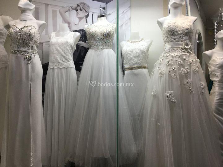 Nuevos dise os de boutique par s novias foto 58 for Disenos para boutique