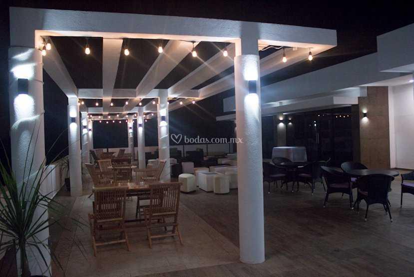 Terraza Lounge De Salón Tres Lunas Foto 25