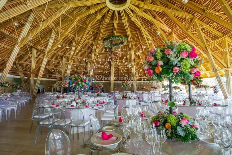 Salón Bamboo