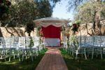 Montaje para su ceremonia incluida GRATIS en todos nuestros planes de boda de Jard�n Real de San Mateo