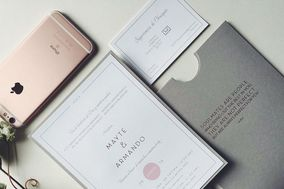 Sucré Wedding Invitations