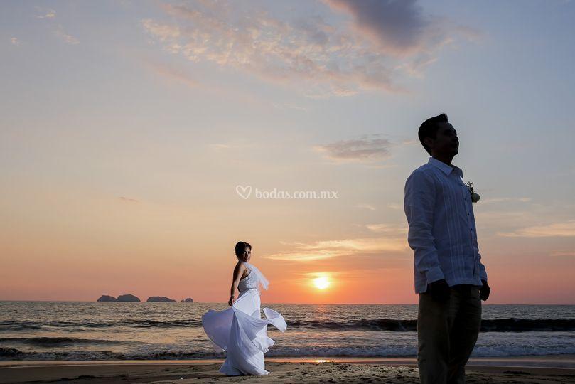 Emoción boda